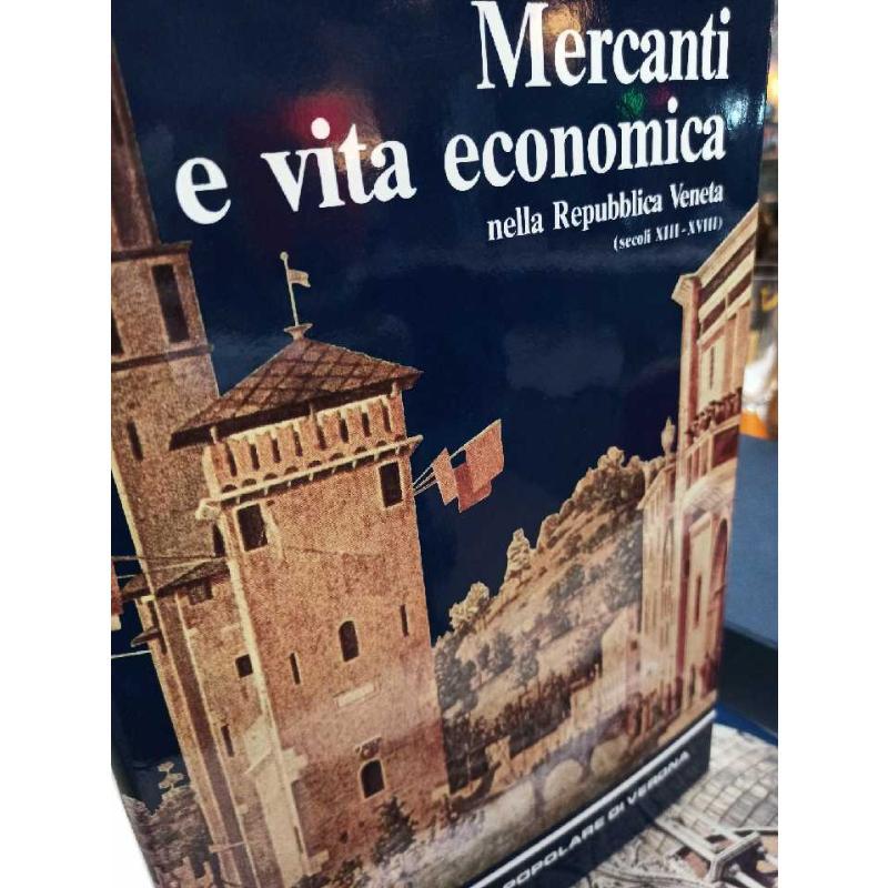 LIBRO MERCANTE E VITA ECONOMICA VOL.2 | Mercatino dell'Usato Teramo 2