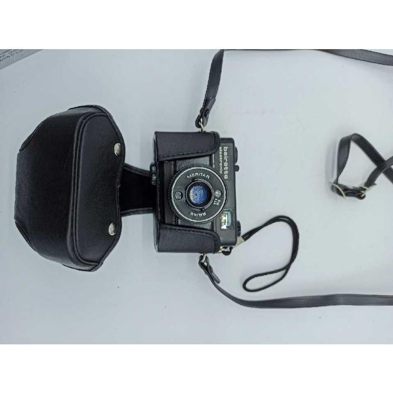 MACCHINA FOTOGRAFICA BEIRETTE ELECTRONIC MERITAR 2.8/42  | Mercatino dell'Usato Teramo 1
