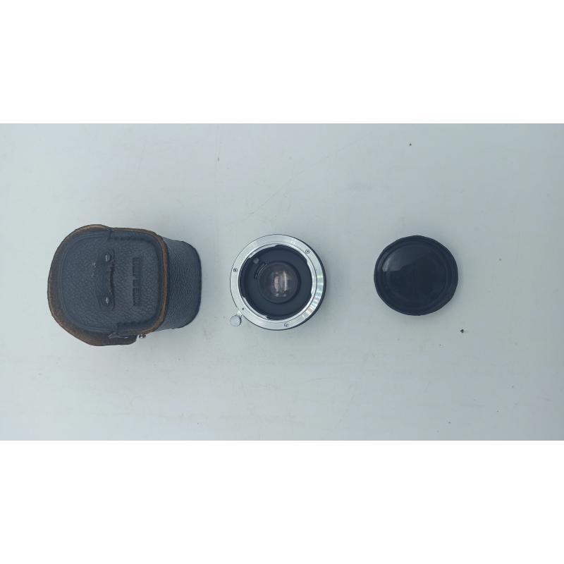 OBIETTIVO VIVITAR AUTO 2X CUSTOM TELE CONVERTER MODEL 2X-7 | Mercatino dell'Usato Teramo 1