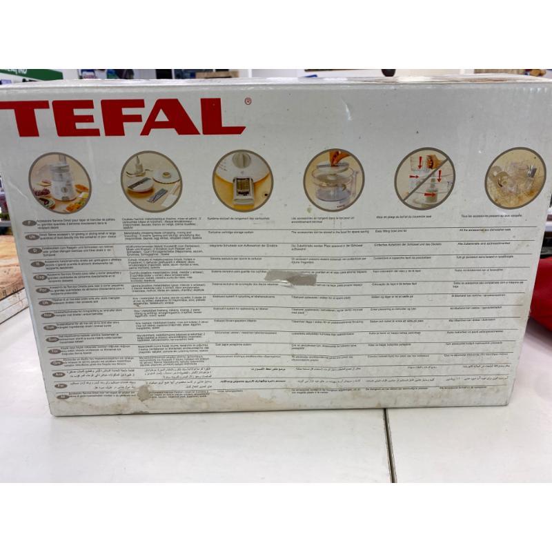 ROBOT CUCINA TEFAL ISEO 450WATT | Mercatino dell'Usato Teramo 2