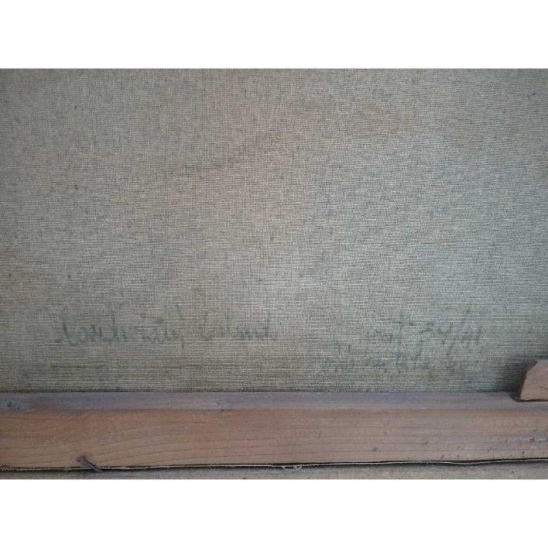 QUADRETTO VECCHIO CARDURANI ORLANDO  | Mercatino dell'Usato Moncalieri bengasi 4