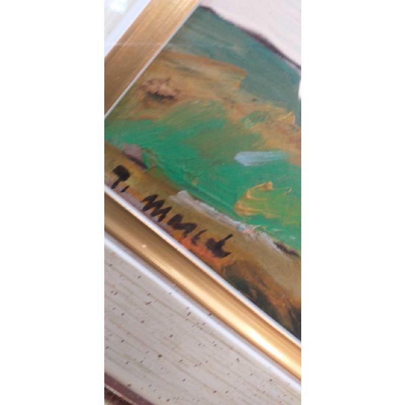 QUADRETTO CASE CAMPAGNA MME | Mercatino dell'Usato Moncalieri bengasi 2
