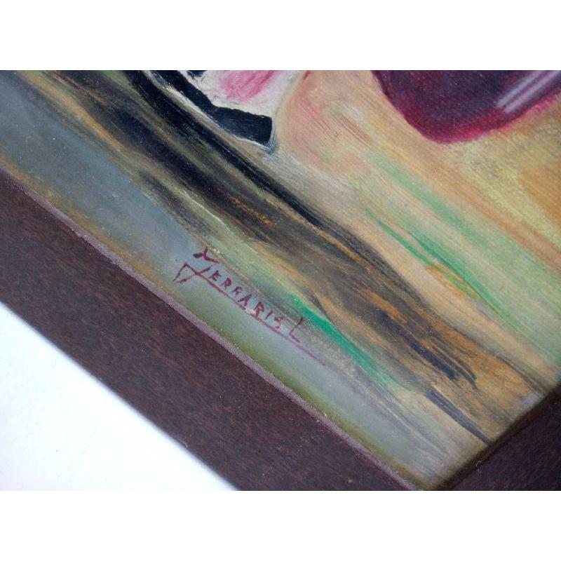 QUADRO MATADOR E TORO | Mercatino dell'Usato Moncalieri bengasi 2
