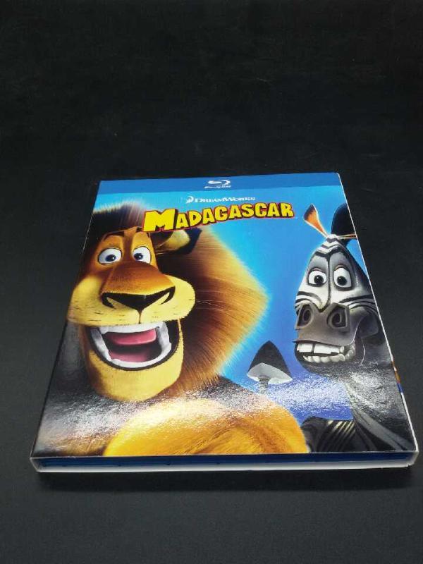 FILM BLU RAY MADAGASCAR | Mercatino dell'Usato Moncalieri bengasi 1