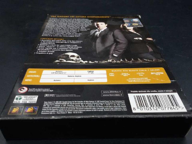 FILM BONES STAGIONE 2 | Mercatino dell'Usato Moncalieri bengasi 2