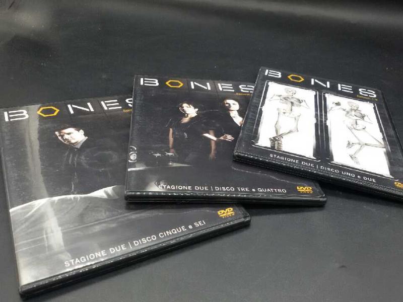 FILM BONES STAGIONE 2 | Mercatino dell'Usato Moncalieri bengasi 3