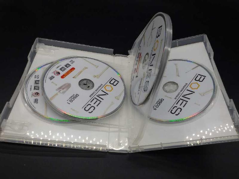 FILM BONES STAGIONE 5 COMPLETA   Mercatino dell'Usato Moncalieri bengasi 3