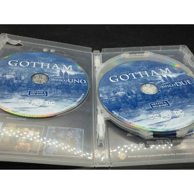 FILM GOTHAM SECONDA STAGIONE COMPLETA | Mercatino dell'Usato Moncalieri bengasi 3