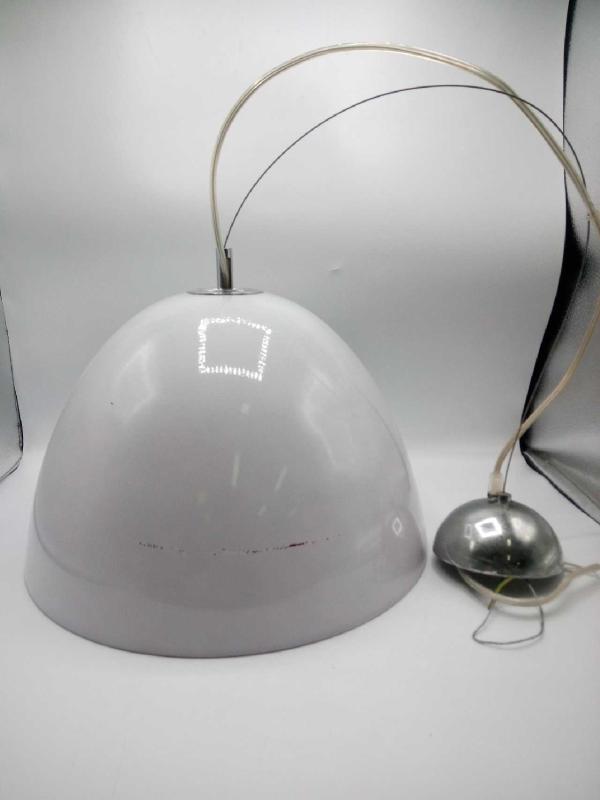 LAMPADARIO CAMPANA CERAMICA NOVECENTO    Mercatino dell'Usato Moncalieri bengasi 1