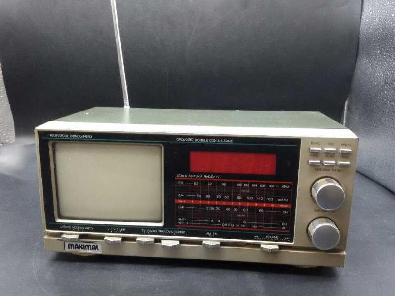 RADIO TV SVEGLIA MAXIMAL 5005   Mercatino dell'Usato Moncalieri bengasi 1