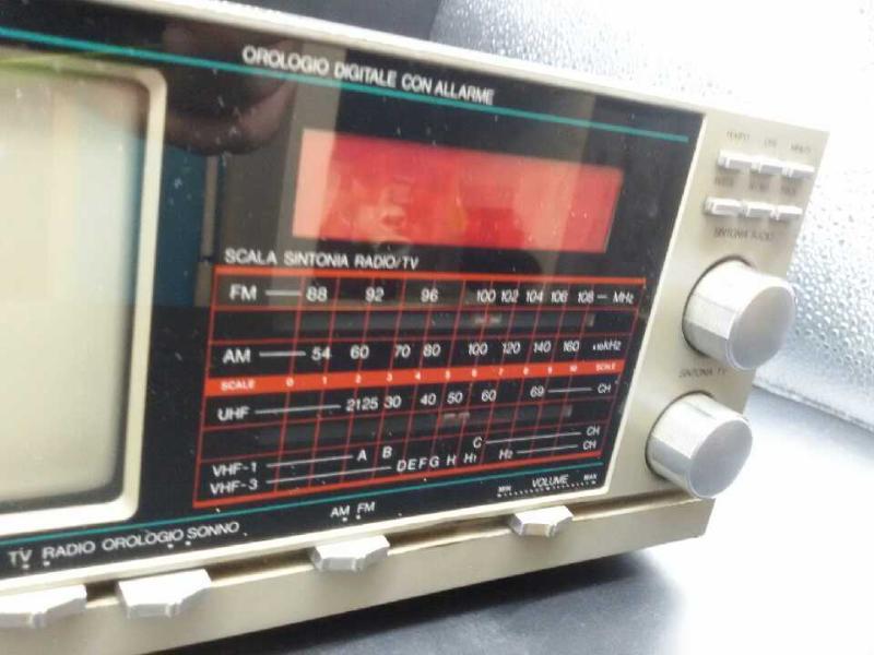 RADIO TV SVEGLIA MAXIMAL 5005   Mercatino dell'Usato Moncalieri bengasi 2