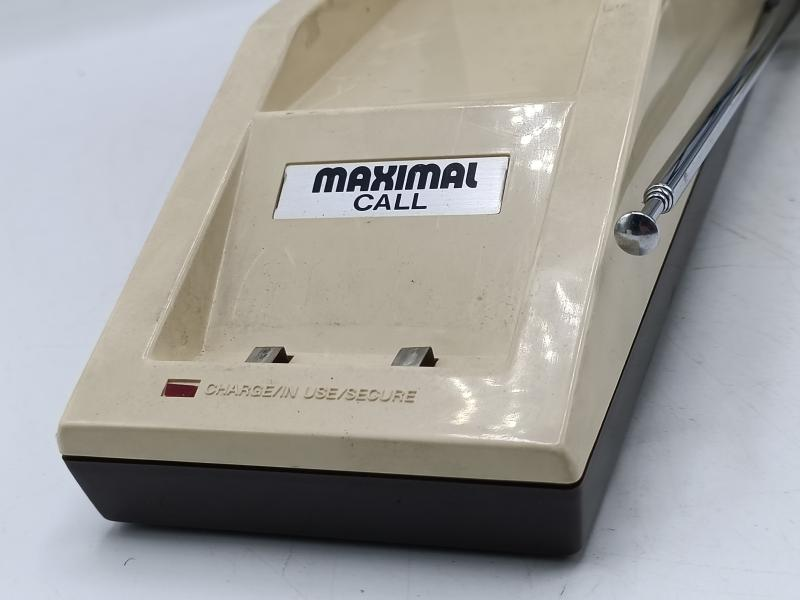 CORDLESS VINTAGE MAXIMALL CALL | Mercatino dell'Usato Moncalieri bengasi 2