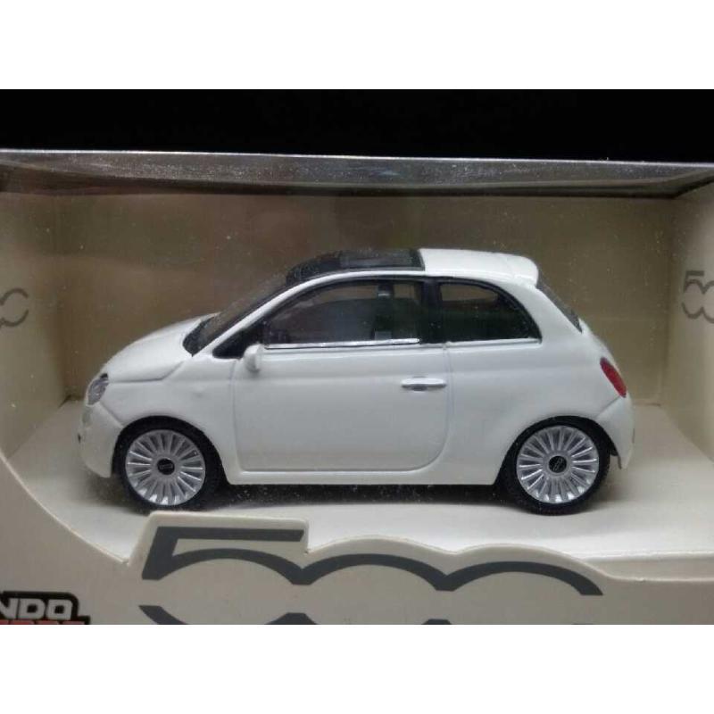 MODELLINO AUTO FIAT 500 1:43 MONDO MOTORS | Mercatino dell'Usato Moncalieri bengasi 2