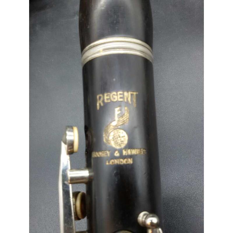 CLARINETTO EBANO REGENT BOOSEY HAWKES ENGLAND | Mercatino dell'Usato Moncalieri bengasi 4