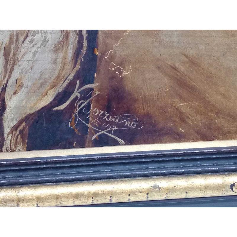 QUADRO VECCHIO BEETHOVEN   Mercatino dell'Usato Moncalieri bengasi 3