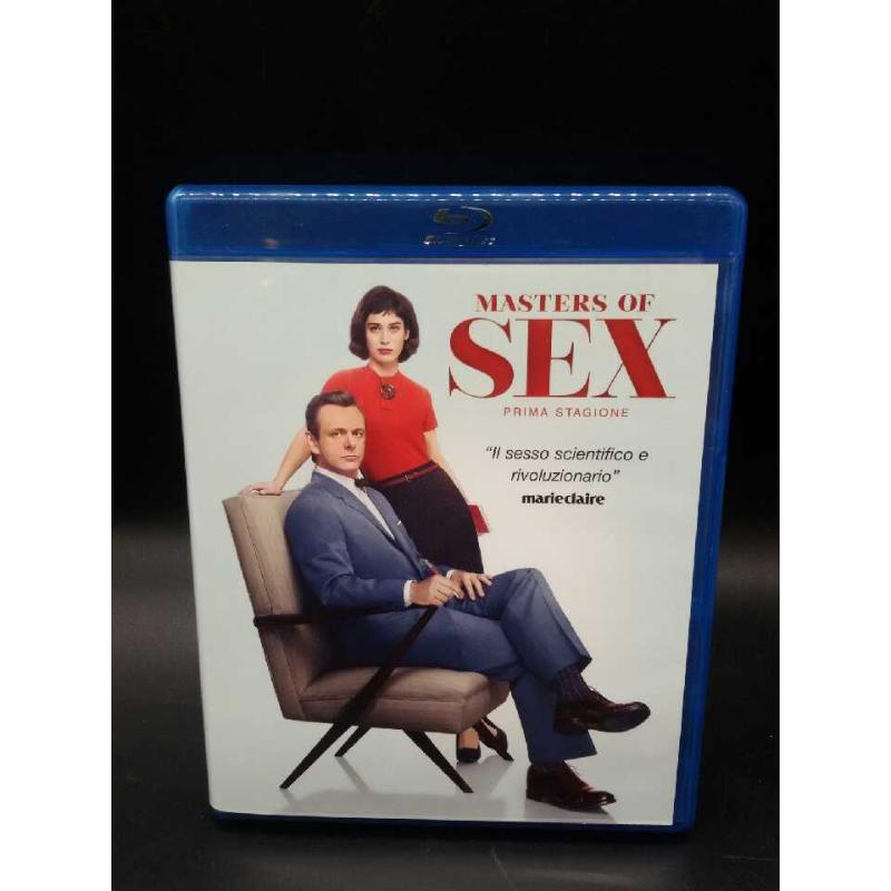 FILM BLURAY MASTER OF SEX PRIMA STAGIONE   Mercatino dell'Usato Moncalieri bengasi 1