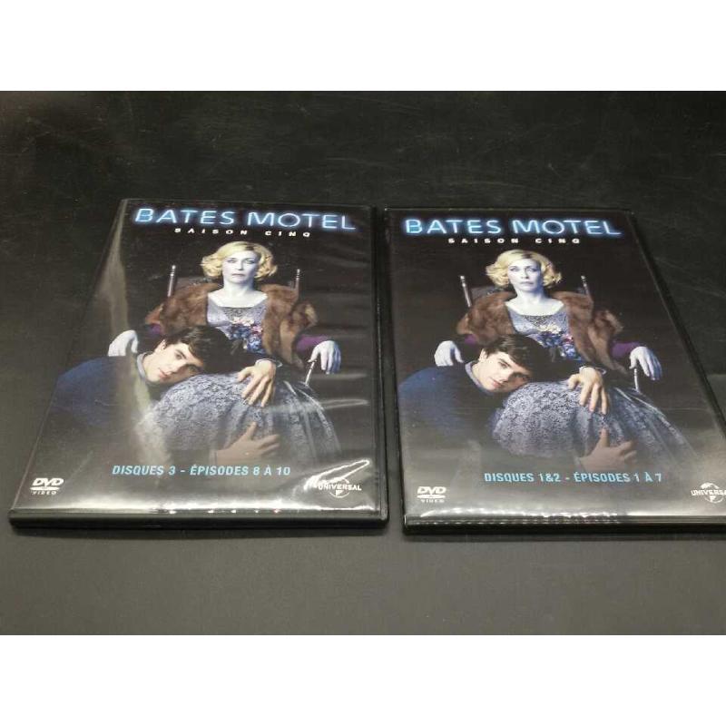 FILM BATES MOTEL STAGIONE CINQUE | Mercatino dell'Usato Moncalieri bengasi 3