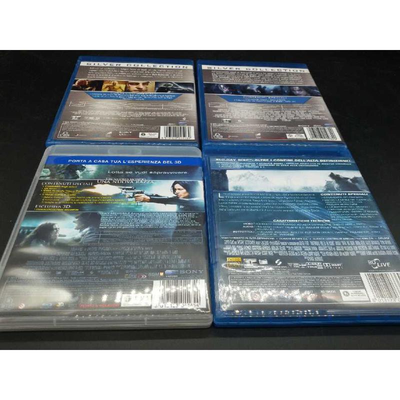 FILM BLURAY UNDERWORLD 4 FILM | Mercatino dell'Usato Moncalieri bengasi 4