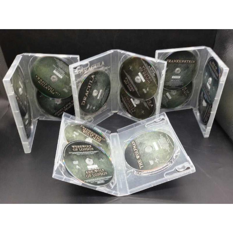 THE MONSTER LEGACY DVD COLLECTION BOX SET COMPRESO | Mercatino dell'Usato Moncalieri bengasi 4
