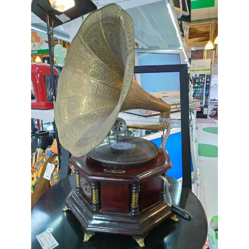 GRAMMOFONO RIPRODUZIONE SOUND MASTER  | Mercatino dell'Usato Moncalieri bengasi 1