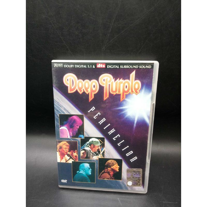 DVD LIVE DEEP PURPLE PERIHELION | Mercatino dell'Usato Moncalieri bengasi 1