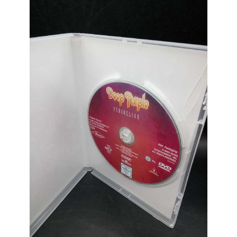 DVD LIVE DEEP PURPLE PERIHELION | Mercatino dell'Usato Moncalieri bengasi 3