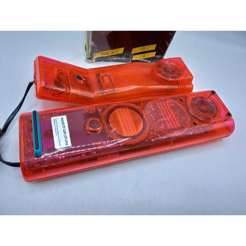 TELEFONO SWATCH TWIN PHONE ROSSO   Mercatino dell'Usato Moncalieri bengasi 3