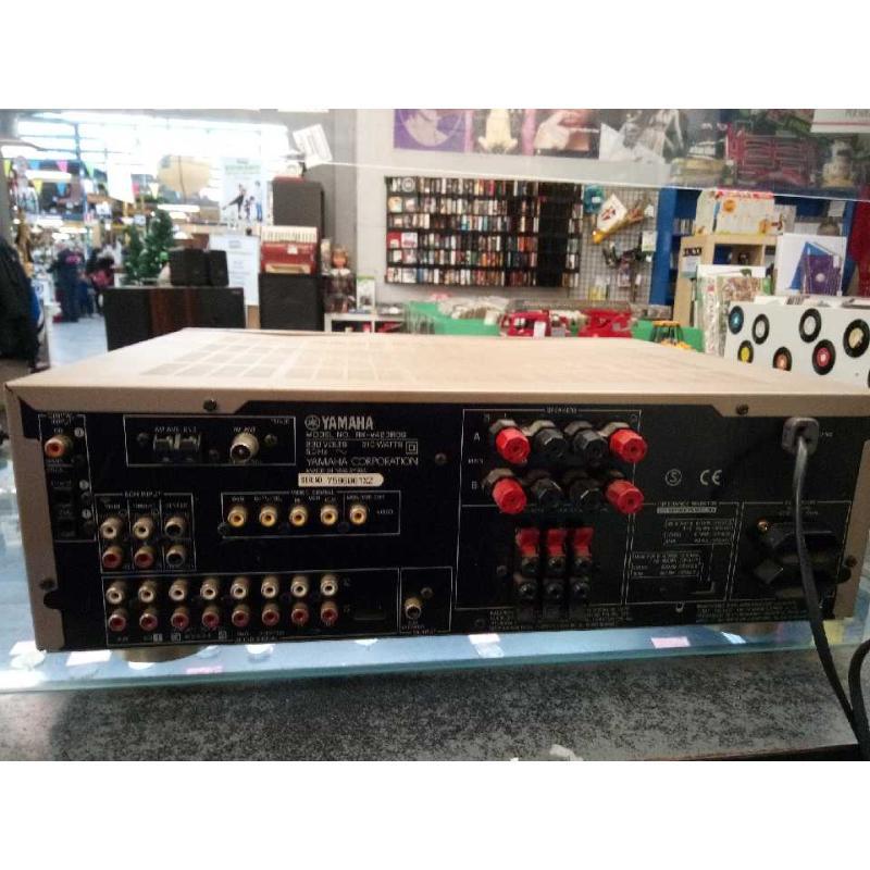 AMPLIFICATORE RICEVITORE YAMAHA NATURAL SOUND RXV420RDS   Mercatino dell'Usato Moncalieri bengasi 4