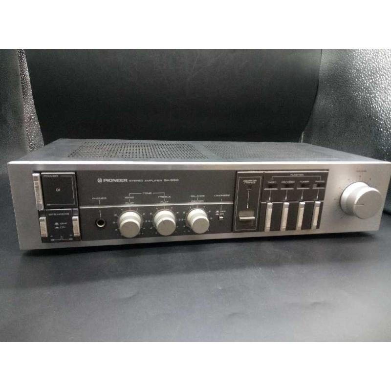 AMPLIFICATORE INTEGRATO SPIONEER SA-550 | Mercatino dell'Usato Moncalieri bengasi 1