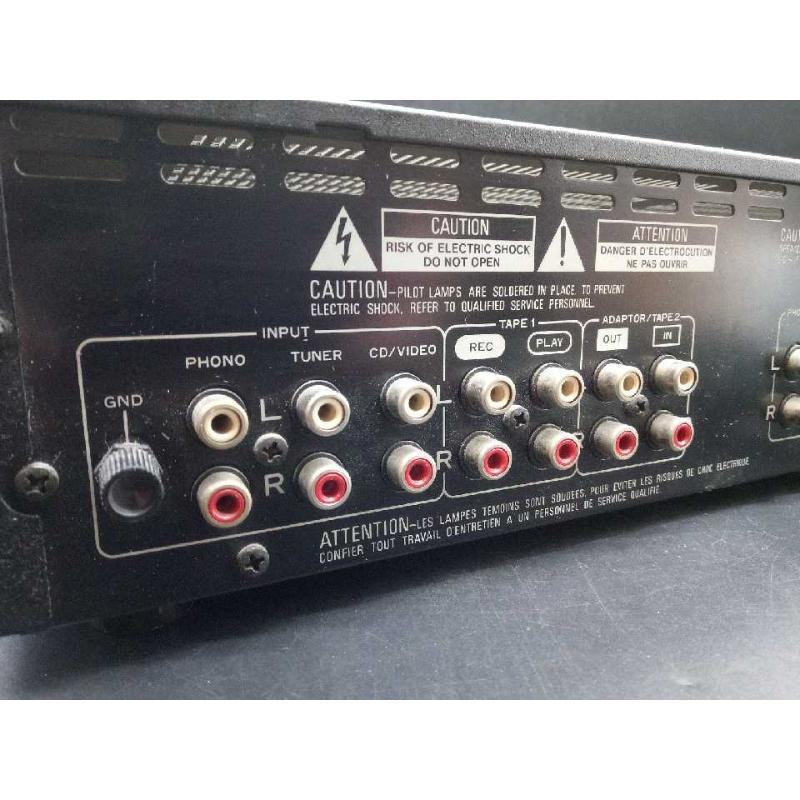 AMPLIFICATORE INTEGRATO SPIONEER SA-550 | Mercatino dell'Usato Moncalieri bengasi 5