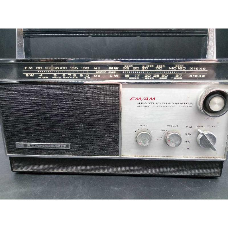 RADIO FM-AM 4 BAND 10TRANSISTOR VINTAGE TOKYO JAPAN | Mercatino dell'Usato Moncalieri bengasi 2