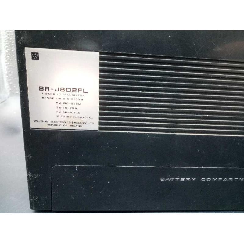RADIO FM-AM 4 BAND 10TRANSISTOR VINTAGE TOKYO JAPAN | Mercatino dell'Usato Moncalieri bengasi 3