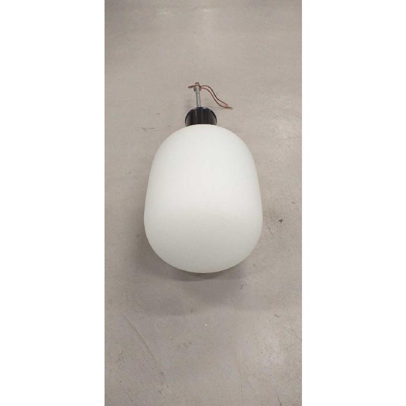 LAMPADARIO VINTAGE BOCCIA VETRO | Mercatino dell'Usato Moncalieri bengasi 1