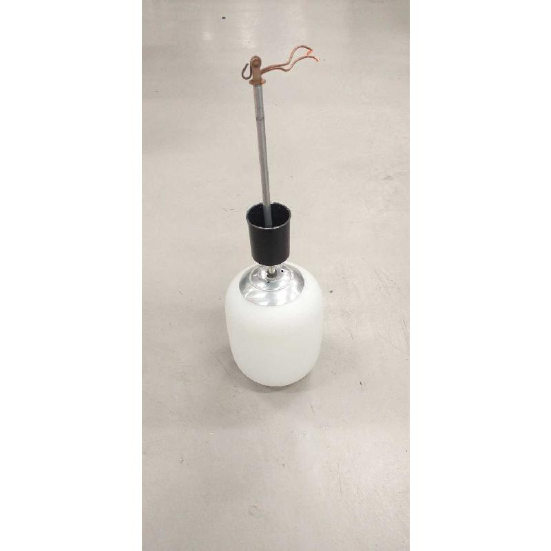 LAMPADARIO VINTAGE BOCCIA VETRO | Mercatino dell'Usato Moncalieri bengasi 2