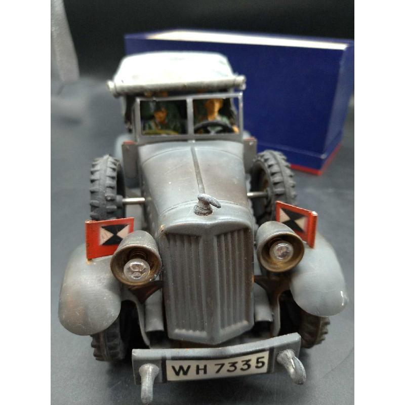 AUTOMOBILE MILITARE HAUSSER ANNI '30 CON TRUPPA | Mercatino dell'Usato Moncalieri bengasi 4