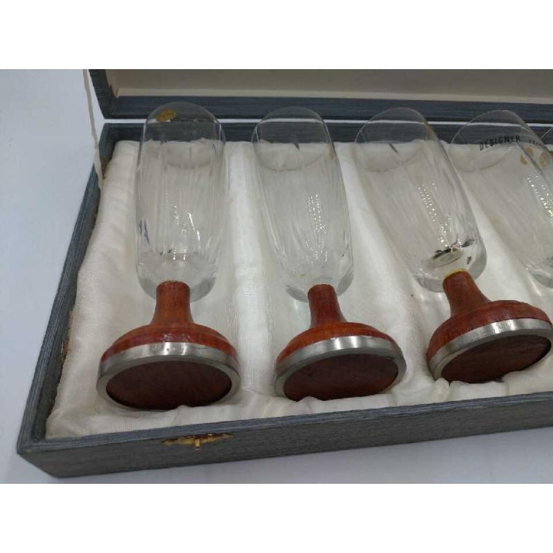CALICI MODELLO MAURICE PZ. 6 | Mercatino dell'Usato Moncalieri bengasi 2