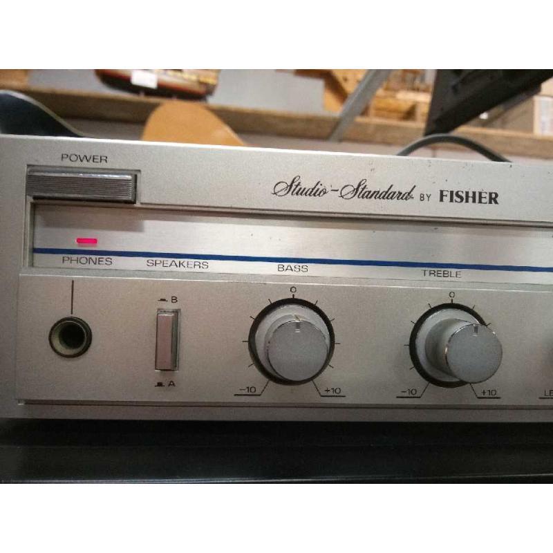 AMPLIFICATORE FISHER CA 100 STUDIO STANDARD | Mercatino dell'Usato Moncalieri bengasi 3