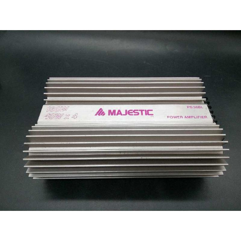 AMPLIFICATORE MAJESTIC PB 38BL | Mercatino dell'Usato Moncalieri bengasi 1