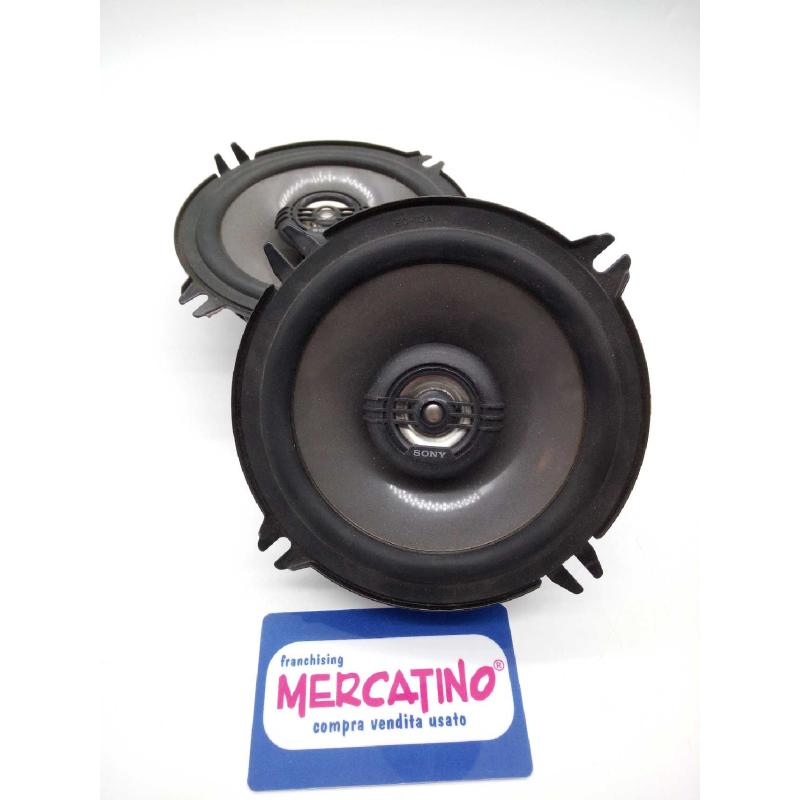 CASSE ACUSTICHE AUTO COPPIA SONY XSA1327   Mercatino dell'Usato Moncalieri bengasi 1