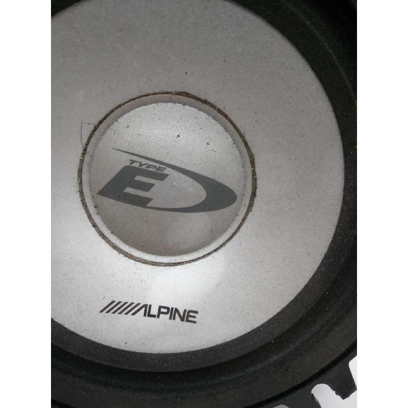 CASSE ACUSTICHE COPPIA ALPINE SXE1350S | Mercatino dell'Usato Moncalieri bengasi 2