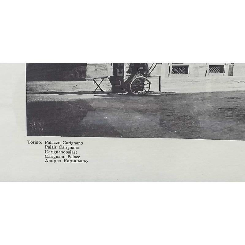 QUADRO VECCHIA STAMPA TORINO 4 | Mercatino dell'Usato Moncalieri bengasi 4