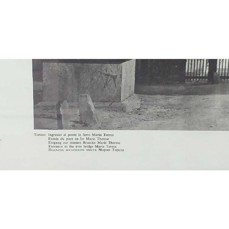 QUADRO VECCHIA STAMPA TORINO 2 | Mercatino dell'Usato Moncalieri bengasi 4