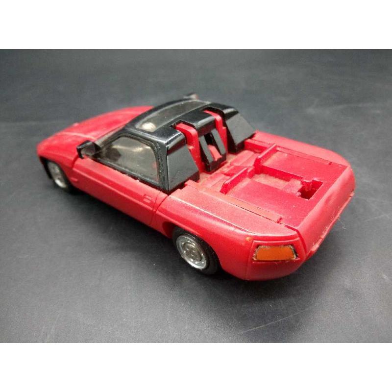 MODELLINO AUTO TRASFORMER RM RED  | Mercatino dell'Usato Moncalieri bengasi 2