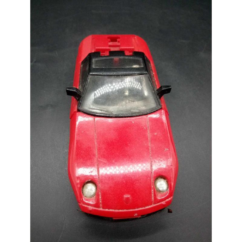 MODELLINO AUTO TRASFORMER RM RED  | Mercatino dell'Usato Moncalieri bengasi 3