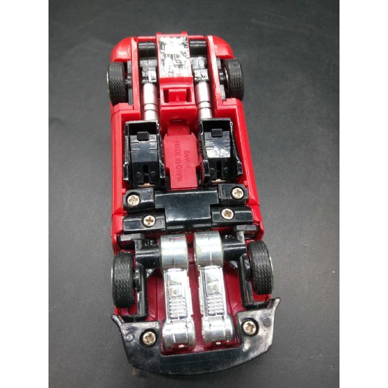 MODELLINO AUTO TRASFORMER RM RED  | Mercatino dell'Usato Moncalieri bengasi 4