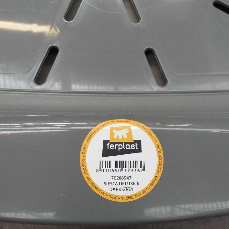 CUCCIA CANE PLASTICA GRIGIO FERPLAST   Mercatino dell'Usato Moncalieri bengasi 3