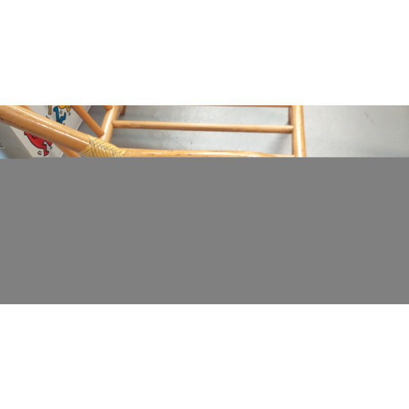 POLTRONA VIMINI BAMBU  | Mercatino dell'Usato Moncalieri bengasi 3