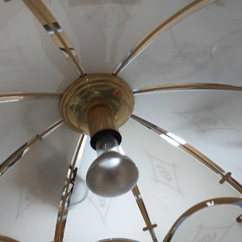 LAMPADARIO CAMPANA    Mercatino dell'Usato Moncalieri bengasi 2