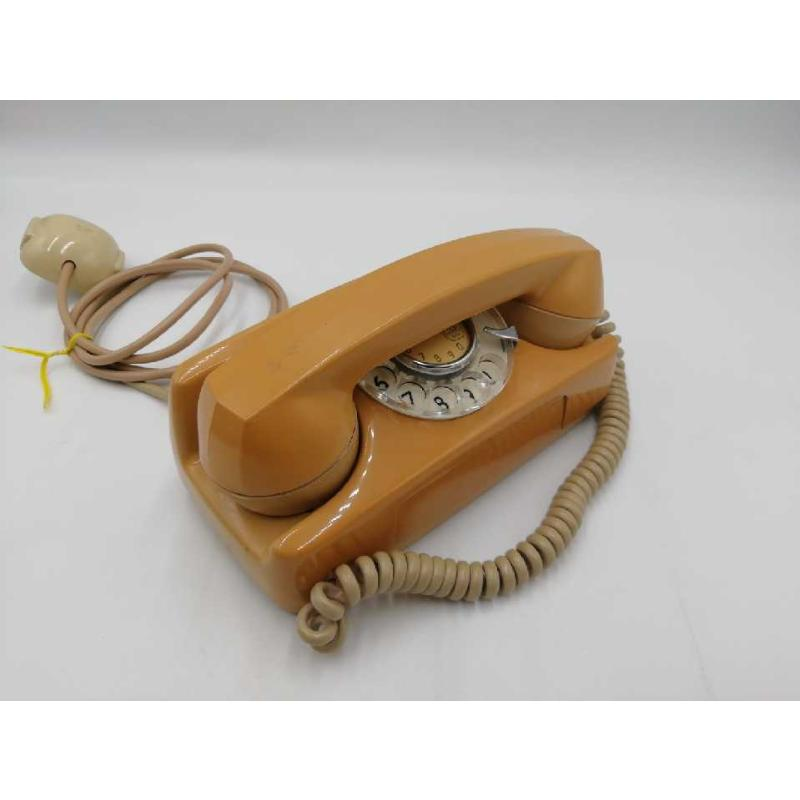 TELEFONO VINTAGE BEIGE ROTELLA GTE   Mercatino dell'Usato Moncalieri bengasi 1