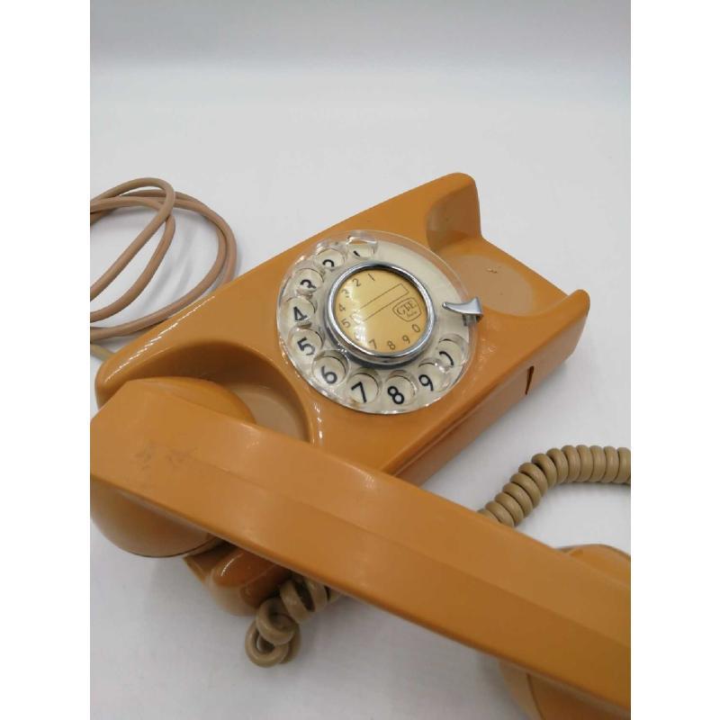 TELEFONO VINTAGE BEIGE ROTELLA GTE   Mercatino dell'Usato Moncalieri bengasi 2